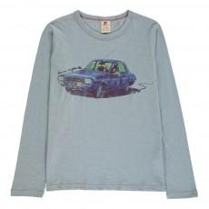 T-Shirt Voiture Bleu ciel