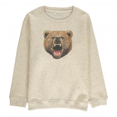 Sweat Bear Ecru chiné