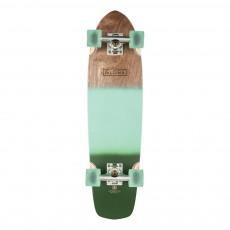 Skateboard Tracer dégradé vert Vert