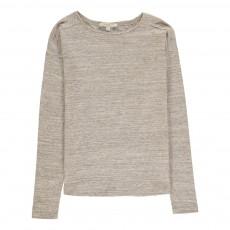 T-Shirt Chiné Hawardian Gris clair