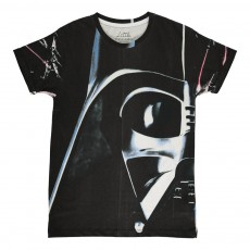 T-shirt Star Wars Vader Noir