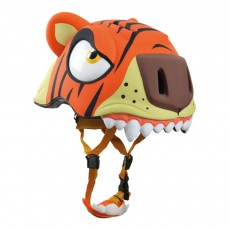 Casque Tigre Orange