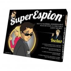 Coffret Super Espion