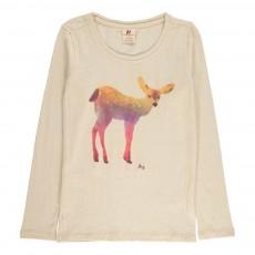 T-Shirt Bambi Ecru