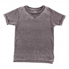 T-shirt Tisa Délavé Noir
