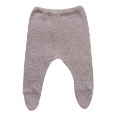 Pantalon Pieds Gris
