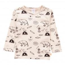 T-shirt Nature Beige