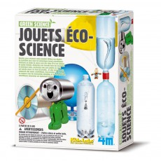 Jouets Eco-science Multicolore