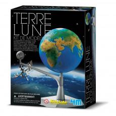 Kit de modelage Terre et Lune