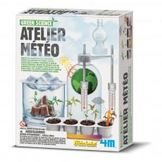 Atelier Météo Multicolore