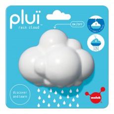 Nuage de pluie Pluï Blanc