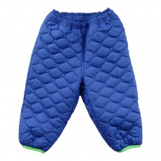 Pantalon de Ski Réversible Perrito Bleu roi
