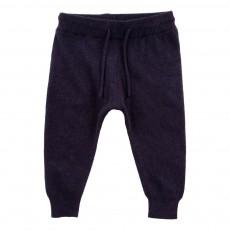 Pantalon Lien Taille Nico  Bleu nuit