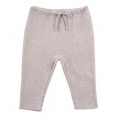 Pantalon Lien Taille Nico  Gris chiné