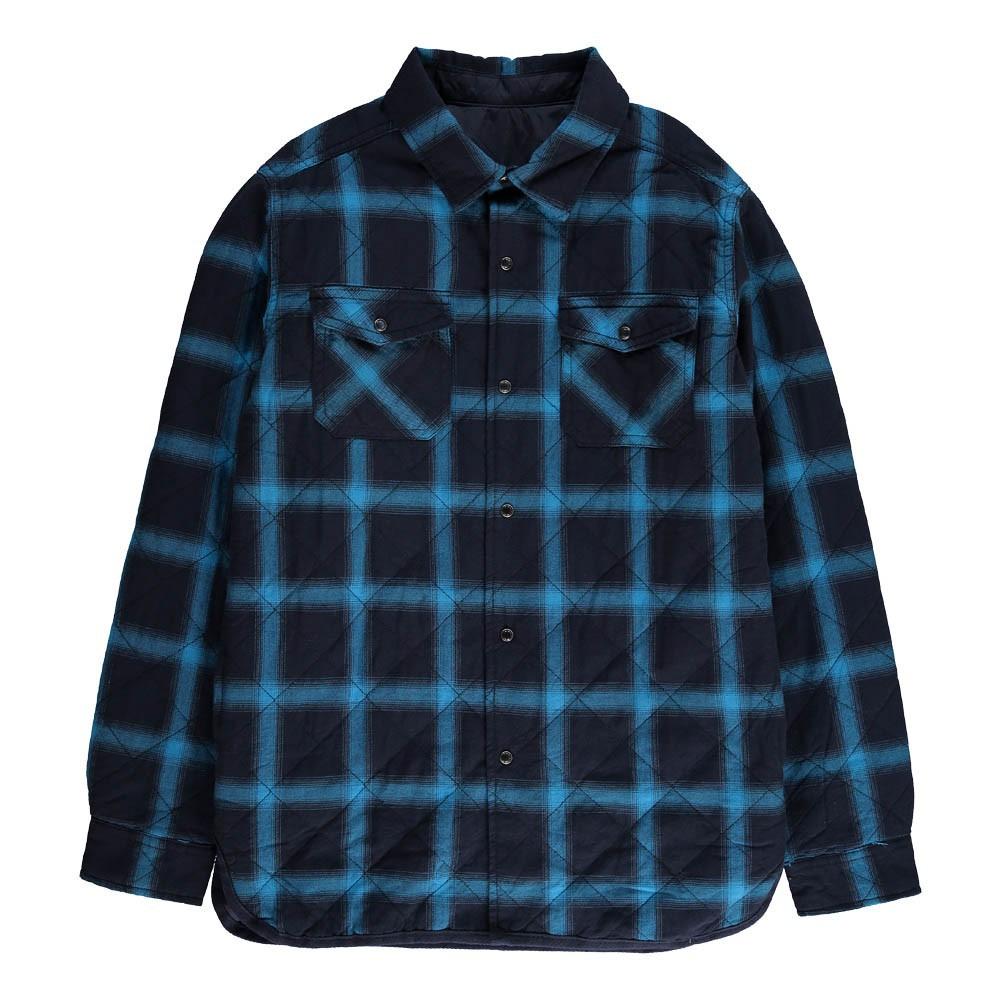sur chemise r versible hunter bleu nuit stella mccartney kids mode ado gar on smallable. Black Bedroom Furniture Sets. Home Design Ideas