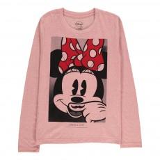 T-shirt Minnie ML Rose