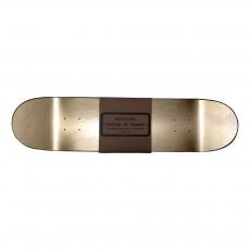 Etagère skateboard - Doré