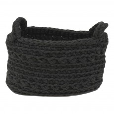 Panier crochet Gris anthracite