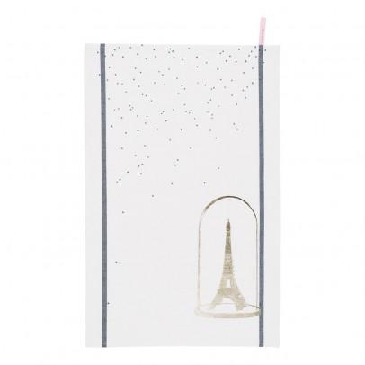 Image du produit Torchon traditionnel Eiffel 80x50 cm Doré