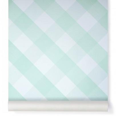 papier peint ravissant vichy vert amande bartsch d coration smallable. Black Bedroom Furniture Sets. Home Design Ideas