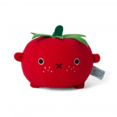 Doudou tomate 10x13 cm Rouge
