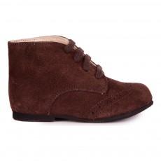 Boots Richard Marron