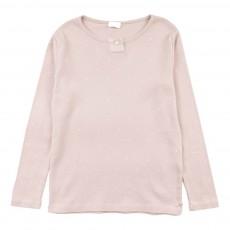 T-Shirt Etoiles Romy Star Rose pâle