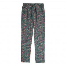Pantalon Liberty Coco Star Vert