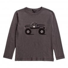 T-Shirt Voiture Denis Gris