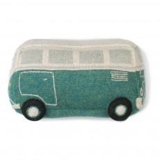 Doudou combi bus Vert