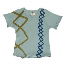 T-shirt Yucca ML Bleu ciel