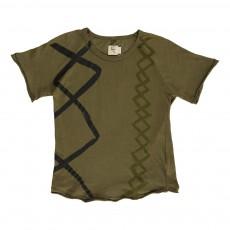 T-shirt Yucca ML Vert kaki