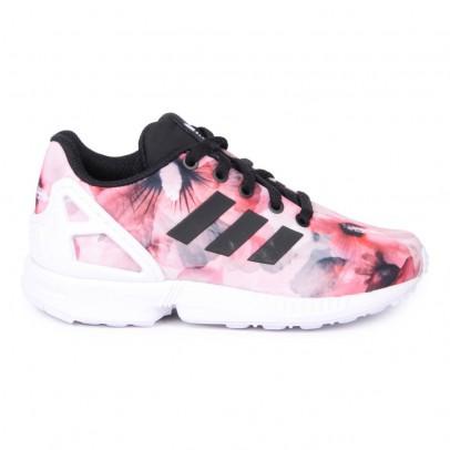 adidas rosa fiori