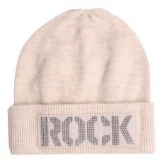 Bonnet Rock Clous Prince Rose pâle