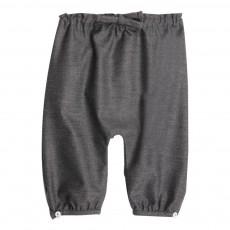 Pantalon Nœud Gris chiné