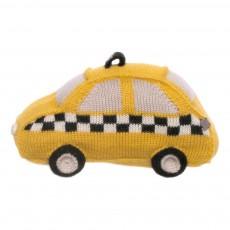 Doudou Taxi NYC jaune