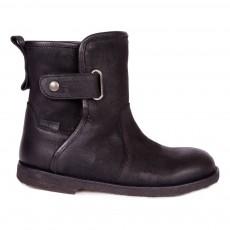 Boots Fourrées Tex Noir