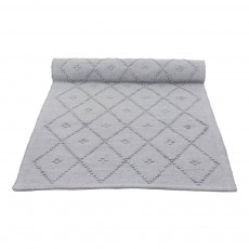 Tapis Diamond Gris clair