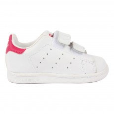 Baskets Scratch Stan Smith Rose