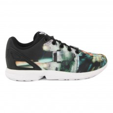 Baskets Lacets ZX Flux Star Wars Noir