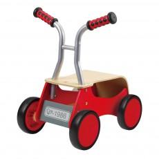 Porteur-trotteur Little Red Rider Rouge
