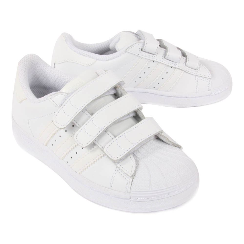 chaussures de sport 8b693 47def Adidas Blanche Scratch ileauxtresors.fr