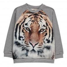 Sweat Tigre Gris
