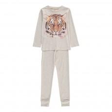 Pyjama Tigre Gris