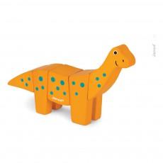 Animal Kit Brachiosaurus Orange