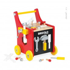 Chariot Bricolo magnétique Redmaster