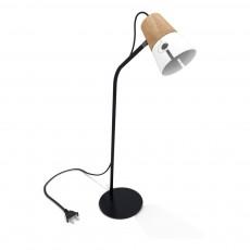 Lampe de bureau Cone Blanc