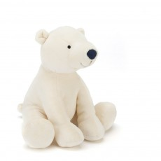 Ours polaire carillon Blanc