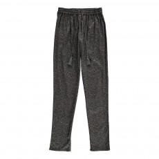 Pantalon Leopard Valentin Gris