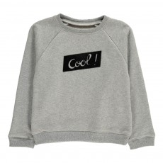Sweat Cool James Gris chiné